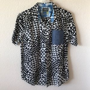 Other - Printed button up